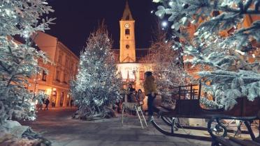 НОВА ГОДИНА 2021 във ВАРАЖДИН – бароковото бижу на Хърватия, с включени 2 стандартни вечери, 1 ПРАЗНИЧНА НОВОГОДИШНА ВЕЧЕРЯ
